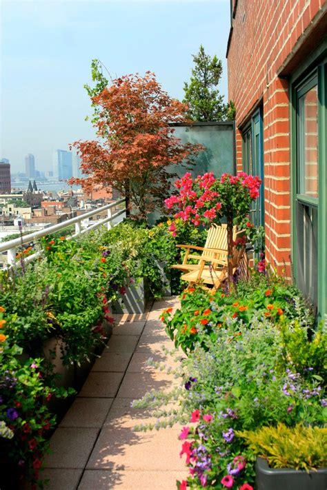 beautiful balcony gardens dig this design balcony design ideas hgtv