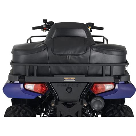 Semi Rigid Touring Cargo Bag  Black   2008 Polaris