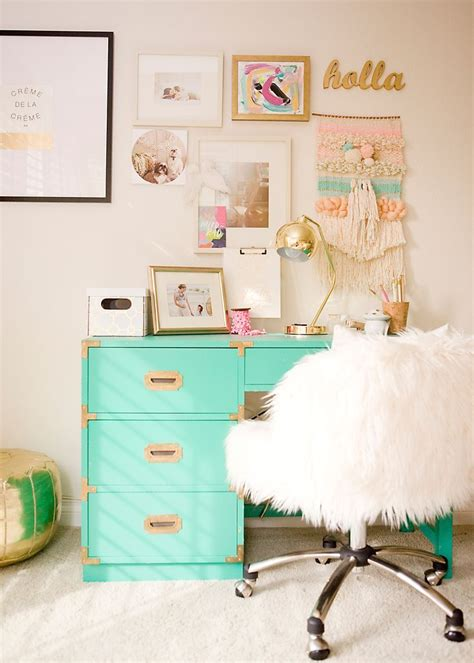 girls bedroom desks best 25 turquoise teen bedroom ideas on pinterest grey