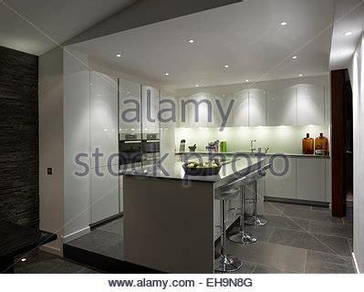 central island unit breakfast bar in modern country style central island unit in contemporary kitchen horizontal