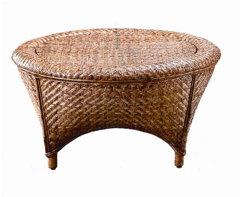 Coffee Table: Round Rattan Coffee Table Inspirartion Cheap Wicker Coffee Tables, Round Rattan