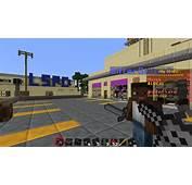 GTA Guns Texture Pack For Minecraft 1122/1112/1102