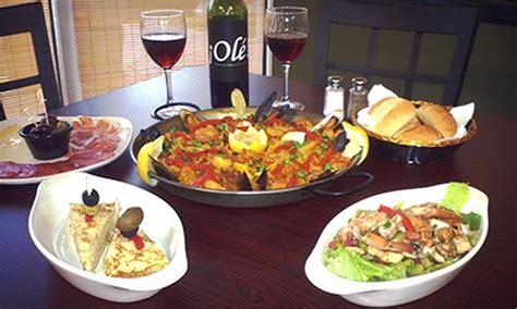 paella house paella paella house restaurant groupon
