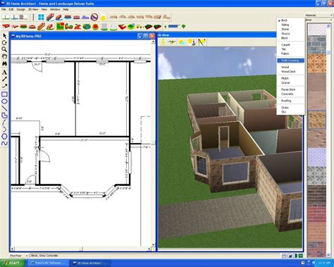 3d home design software tutorial 3d home architect design deluxe 8 download astonishing