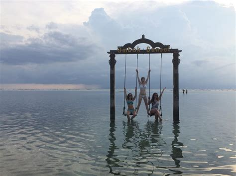 sea swing my holiday memories while im young and skinny