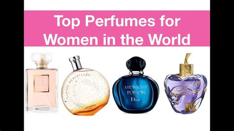 best perfumes for women top best perfumes for women in the world 2018 youtube