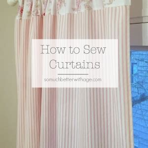 how to sew curtains with lining how to sew blackout lining to store bought curtains so