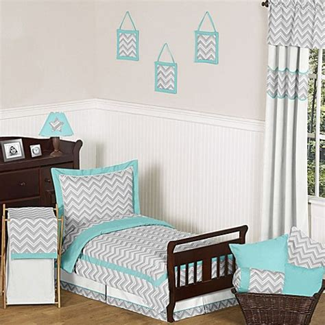 zig zag comforter buy sweet jojo designs zig zag 5 piece toddler comforter