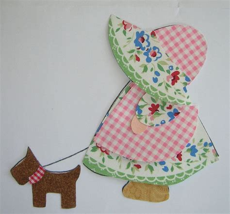 sunbonnet sue applique sun bonnet sue quilt patterns free quilts for all