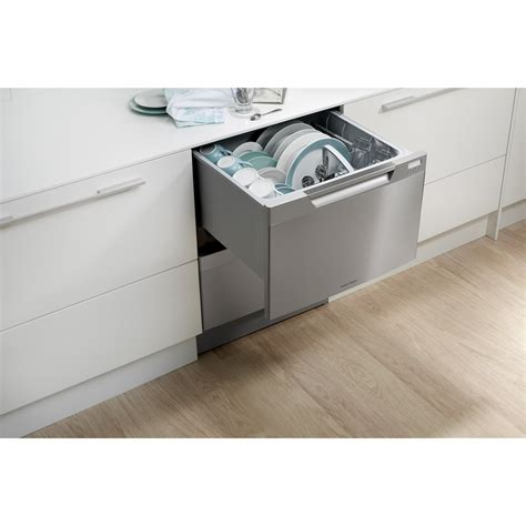 fisher paykel double drawer dishwasher installation fisher paykel dd60dchx7 dishwasher double dishdrawer