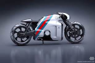 Lotus Bike Lotus C 01 Motorcycle Design Danielsimon