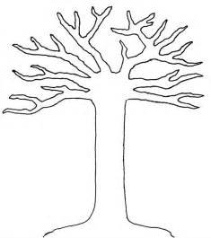 Tree Trunk With Branches Template by The Giving Thanks Tree Activities For