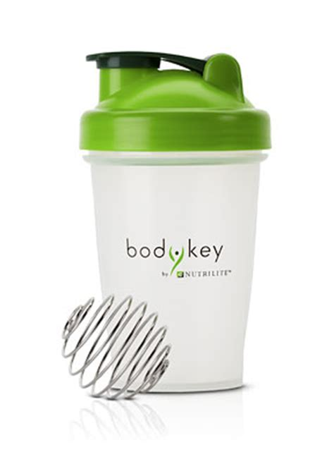 Blender Amway bodykey shaker cup