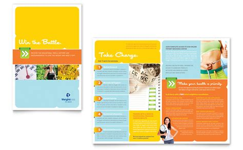 marriage counseling tri fold brochure template word publisher