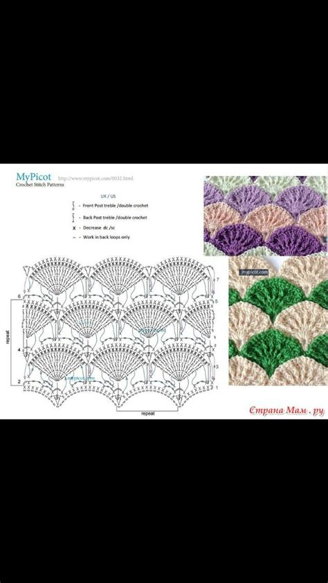 crochet pattern and diagram 1000 images about crochet patterns diagrams on pinterest