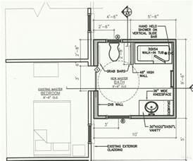 ada floor plans ada bathroom size