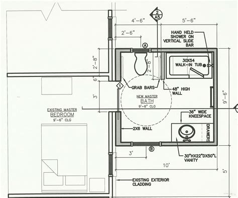 bathroom floor plans by size ada bathroom size