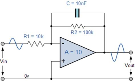 high pass filter non inverting active low pass filter op low pass filter