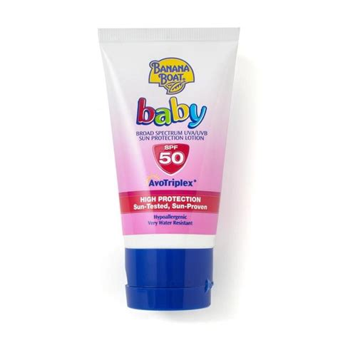 banana boat baby sunscreen banana boat baby sun protection lotion tabir surya tidak