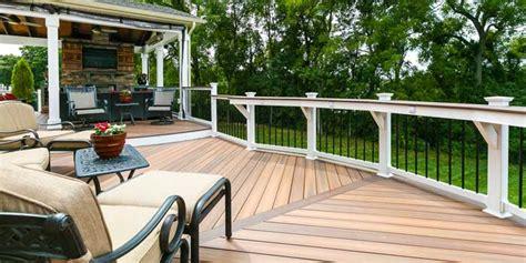 caring   fiberon composite deck deck talk