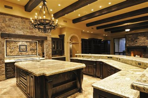 home plans with large kitchens 25 beautiful kitchen designs page 5 of 5