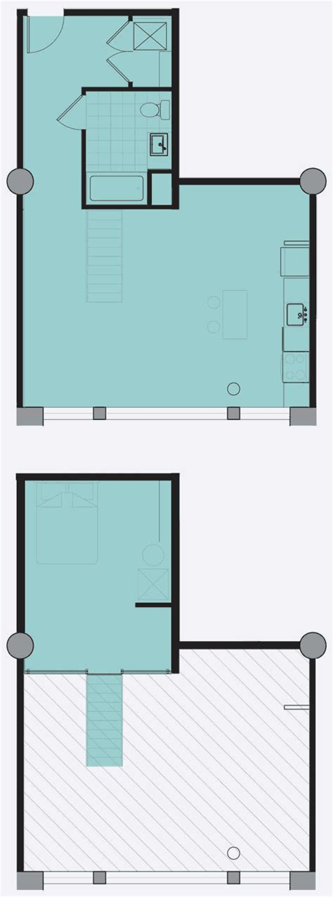 1 bedroom with loft 1 bedroom apartment with loft 826 sq ft