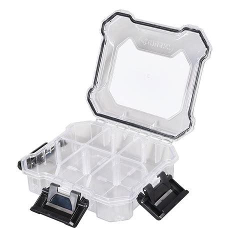 husky    compartment waterproof storage bin small