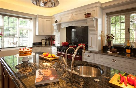 Broadway Kitchens by Broadway Luxury Shaker Kitchen Handmade Bespoke Kitchens