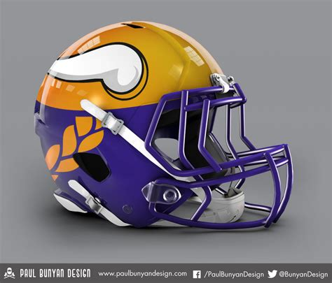 paul bunyan design nfl helmet total pro sports here are more awesome nfl helmet concept