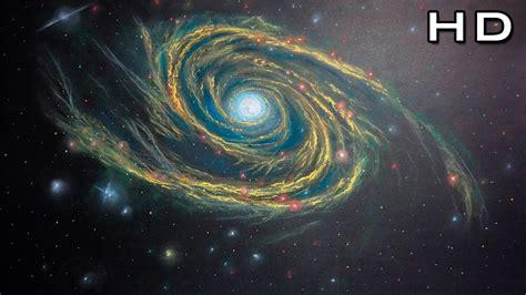 imagenes del universo para dibujar hermoso dibujo de una galaxia espiral con pasteles