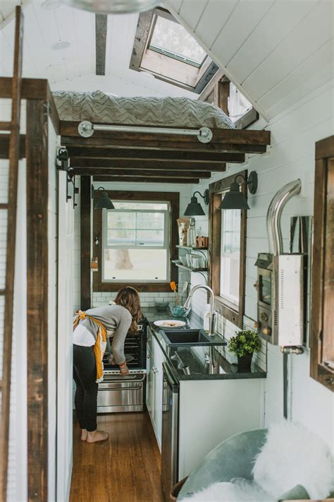 tiny heirloom s larger luxury tiny house on wheels heirloom tiny home tiny house swoon