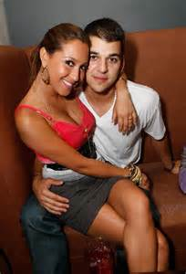 adrienne bailon gets rob removed on