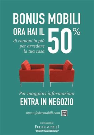 mobili agevolazioni fiscali incentivi bonus mobili