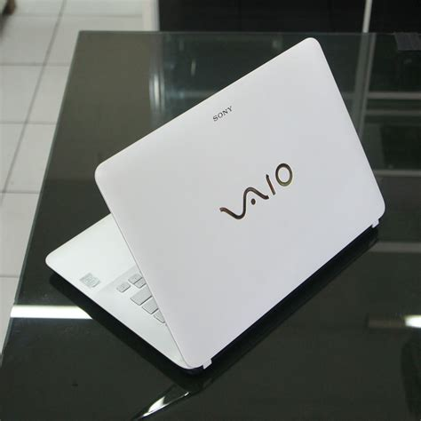 Kipas Laptop Sony Vaio sony vaio svf142c1ww white colour jual beli laptop