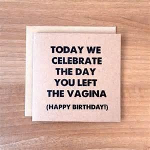 rude birthday cards for best 25 rude birthday cards ideas on rude