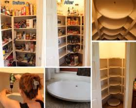 diy lazy susan disks for pantry 2015 interior