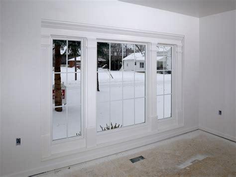 interior window trimming an interior window buildipedia
