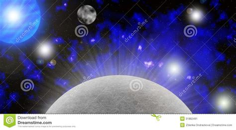 Kaos Bigbang Graphics 2 Oceanseven universe stock image image 31882491