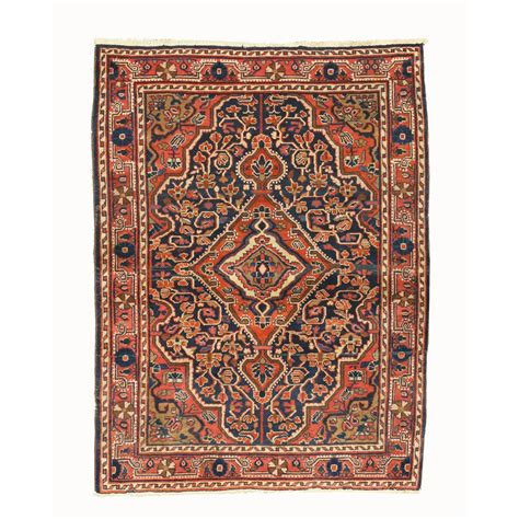 Navy Kitchen Rug Eastern Rugs Bidjar Knotted Navy Area Rug Wayfair Ca