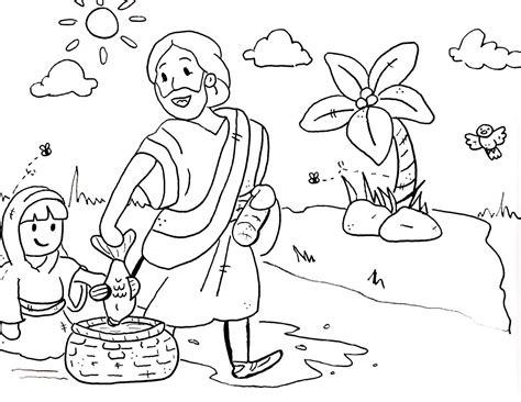 coloring pages of the bible for preschool preschool bible coloring pages spring bible coloring pages