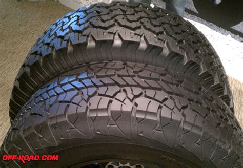 bf goodrich rugged terrain review impression the all new bfgoodrich rugged terrain t a tire road
