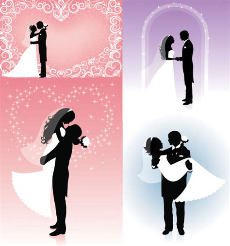 House Building Calculator vector people silhouette wedding graphic hive