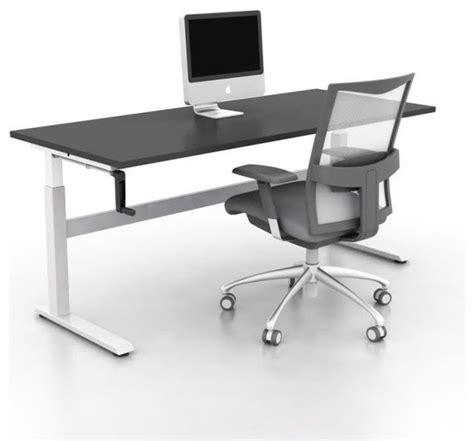 Manual Height Adjustable Standing Desk Modern Desks Stand Up Desk Sydney