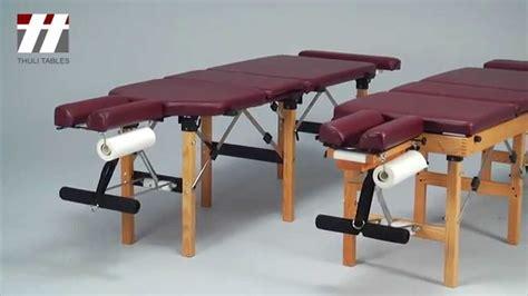 best portable chiropractic table portable table comparison sport vs tour thuli