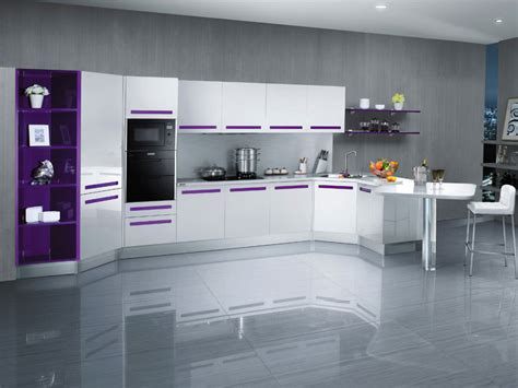 china modern design mix color the color white in kitchen design