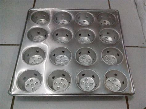 Cetakan Agar Kukus Kue Motif Semangka jual cetakan kue cupcake bolu kukus bulat isi 16 aneka