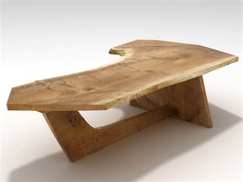 Sled Coffee Table Sled Based Coffee Table 3d Model N A