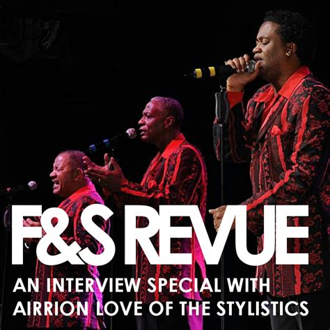 airrion love when george met airrion an interview special with airrion