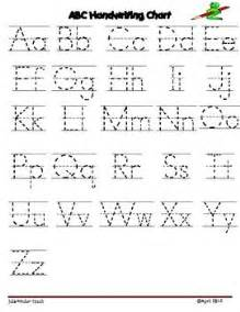 25 best ideas about writing alphabet letters on