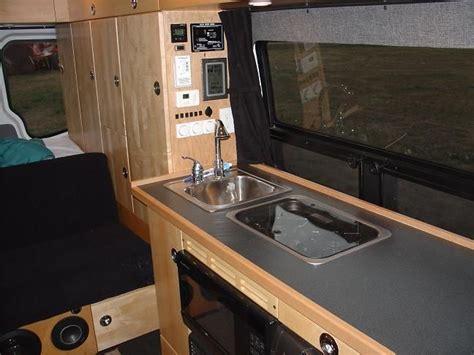 Sprinter Conversion Kitchen by 159 Best Images About Great Sprinter Rvs Sprinter Cer
